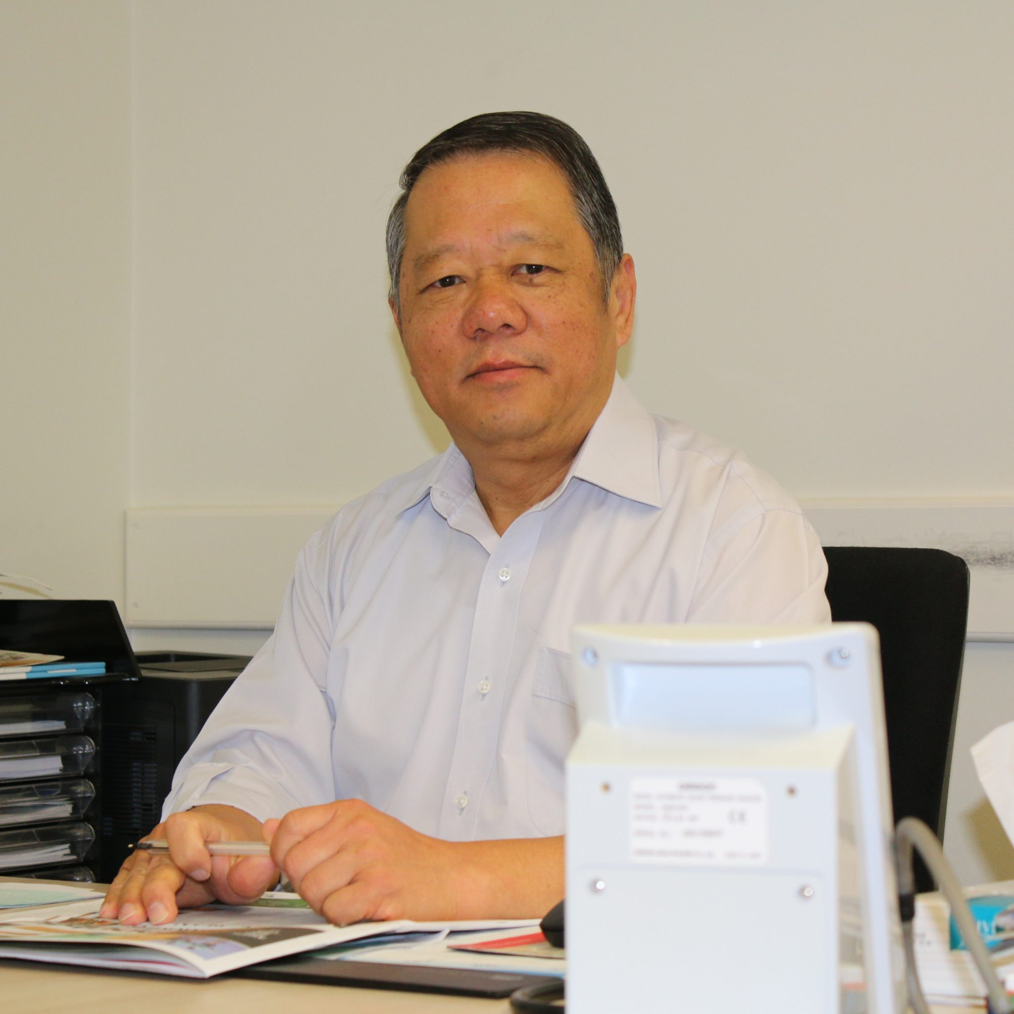 Dr Peter Tay